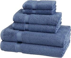 best towel sets pinzon organic cotton bathroom