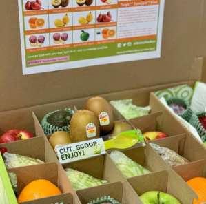 fruit and vegetable subscription services, branch to box