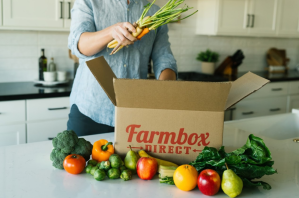 Farmbox Direct, 7 Fruit and Vegetable Subscriptions