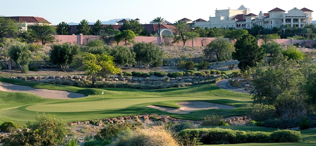 TPC Summerlin, best pga golf courses