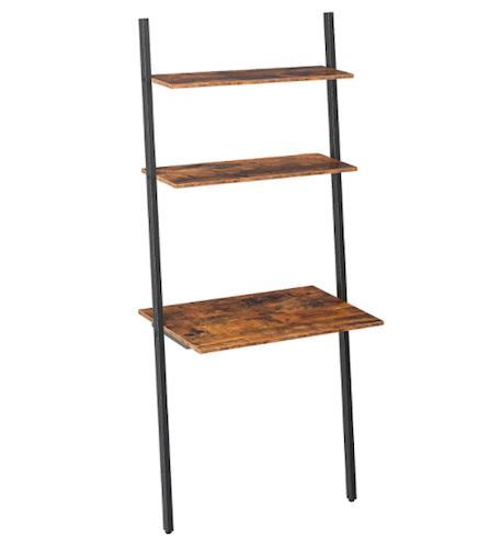 HOBRO Ladder Computer Desk