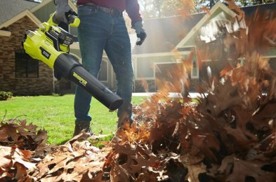 buy one of the best cordless leaf blowers, and you'll never see raking leaves as a chore again