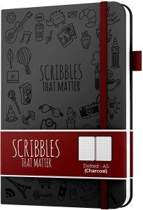 scribbles that matter book
