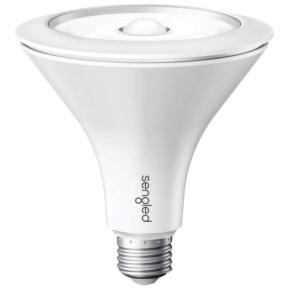 Sengled Flood Light with Motion Sensor smart outdoor lighting