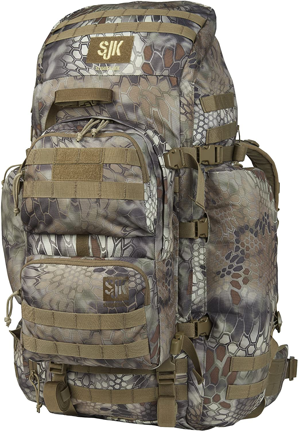 Slumberjack Bounty 2.0 Highlander Hunting Backpack