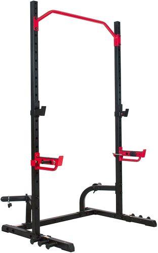 Sunny Health & Fitness Zone Squat Rack