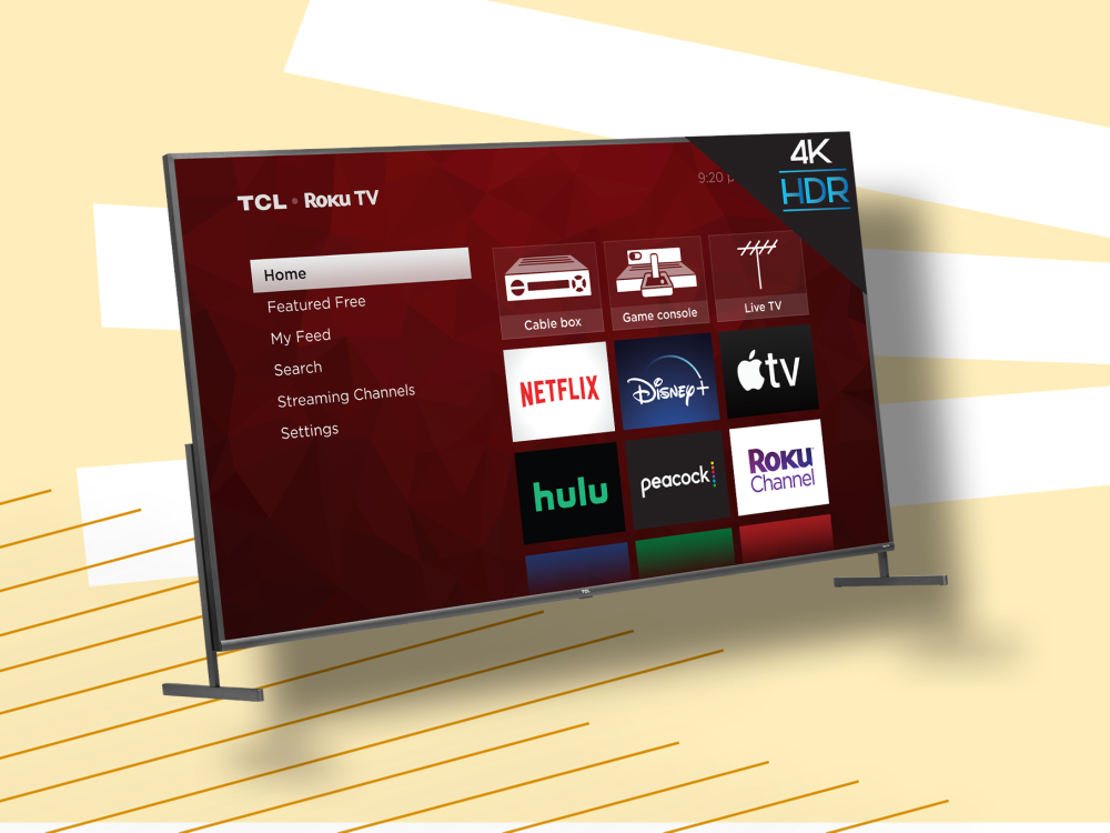 TCL Is Rolling Out a Massive 85-Inch TV We Can Actually Afford