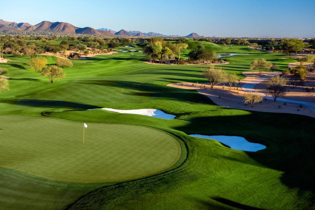 TPC Scottsdale Stadium Course, best PGA Courses