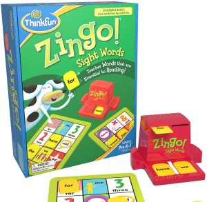 ThinkFun Zingo Sight Words