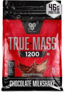 BSN TRUE-MASS Weight Gainer, best mass gainer