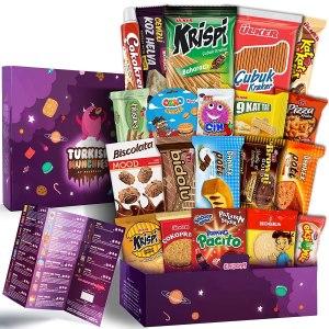 turkish snack gift basket, best gift baskets