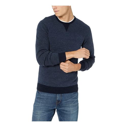 Amazon-Good-Threads-Merino-Wool-Birdseye-Crewneck-Sweater