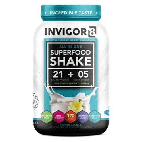 INVIGOR8 Superfood Protein Shake