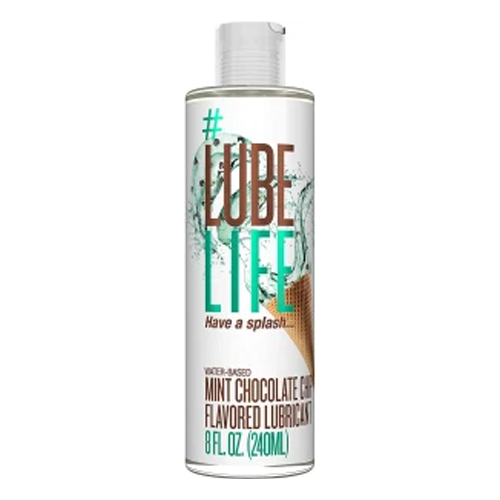 flavored lubes lubelife water based