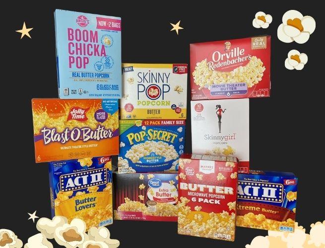 Best Microwave Popcorn Brands For Movie
