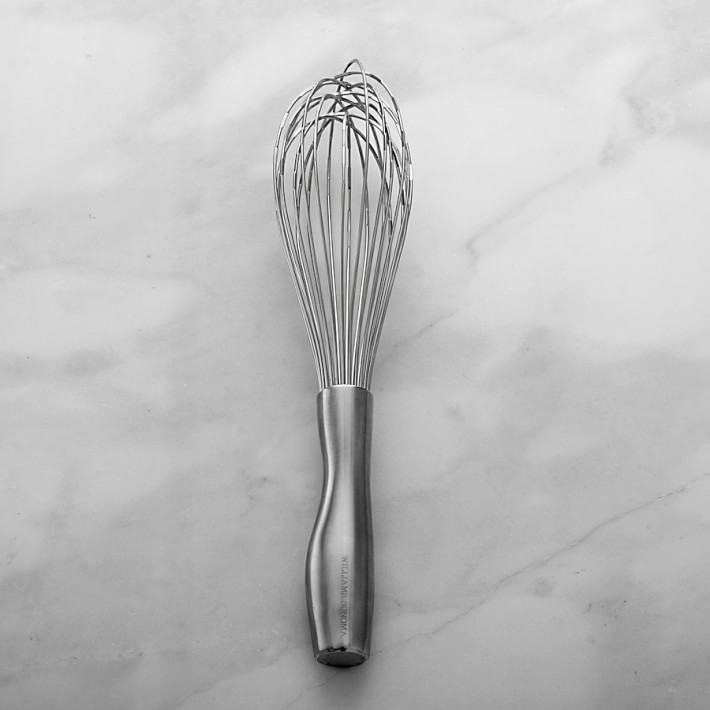 "Williams Sonoma Signature Stainless Steel 7"" Balloon Whisk"