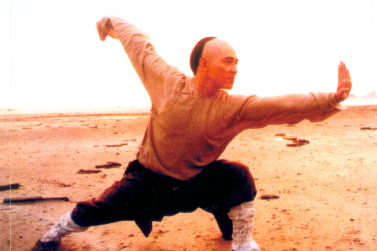 Jet li in martial arts movie
