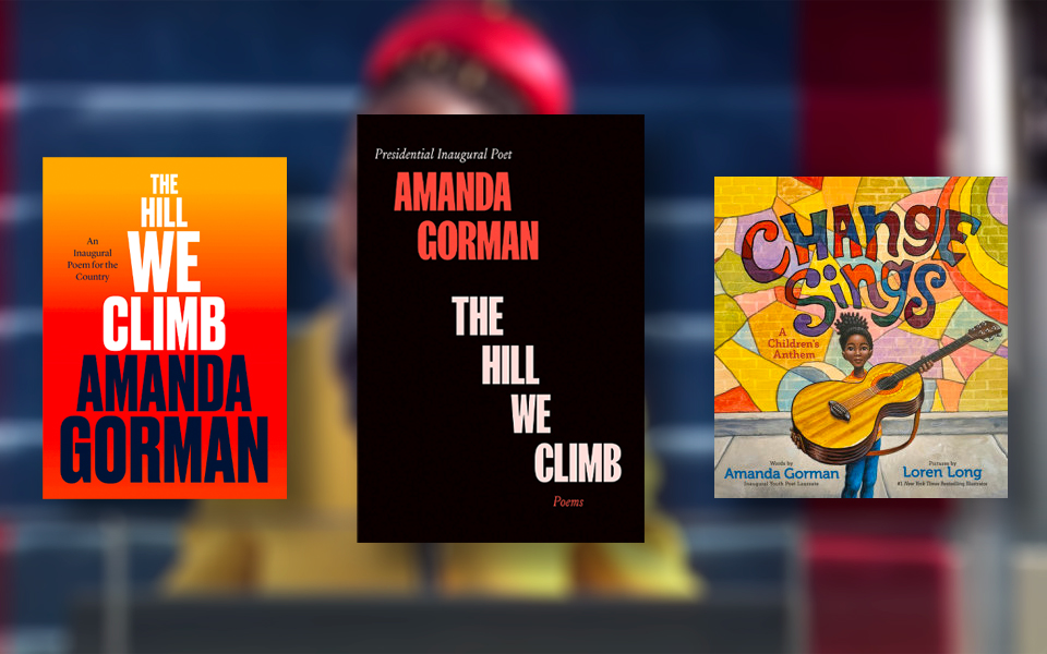 Inaugural Poet Amanda Gorman Tops Best-Seller List: Pre-Order Her First 3 Books