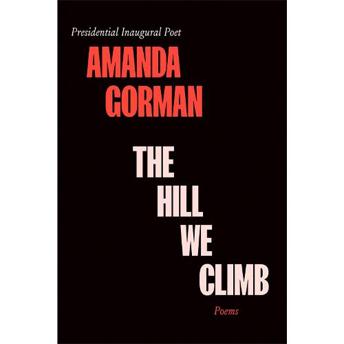 the hill we climb book cover, amanda gorman poems