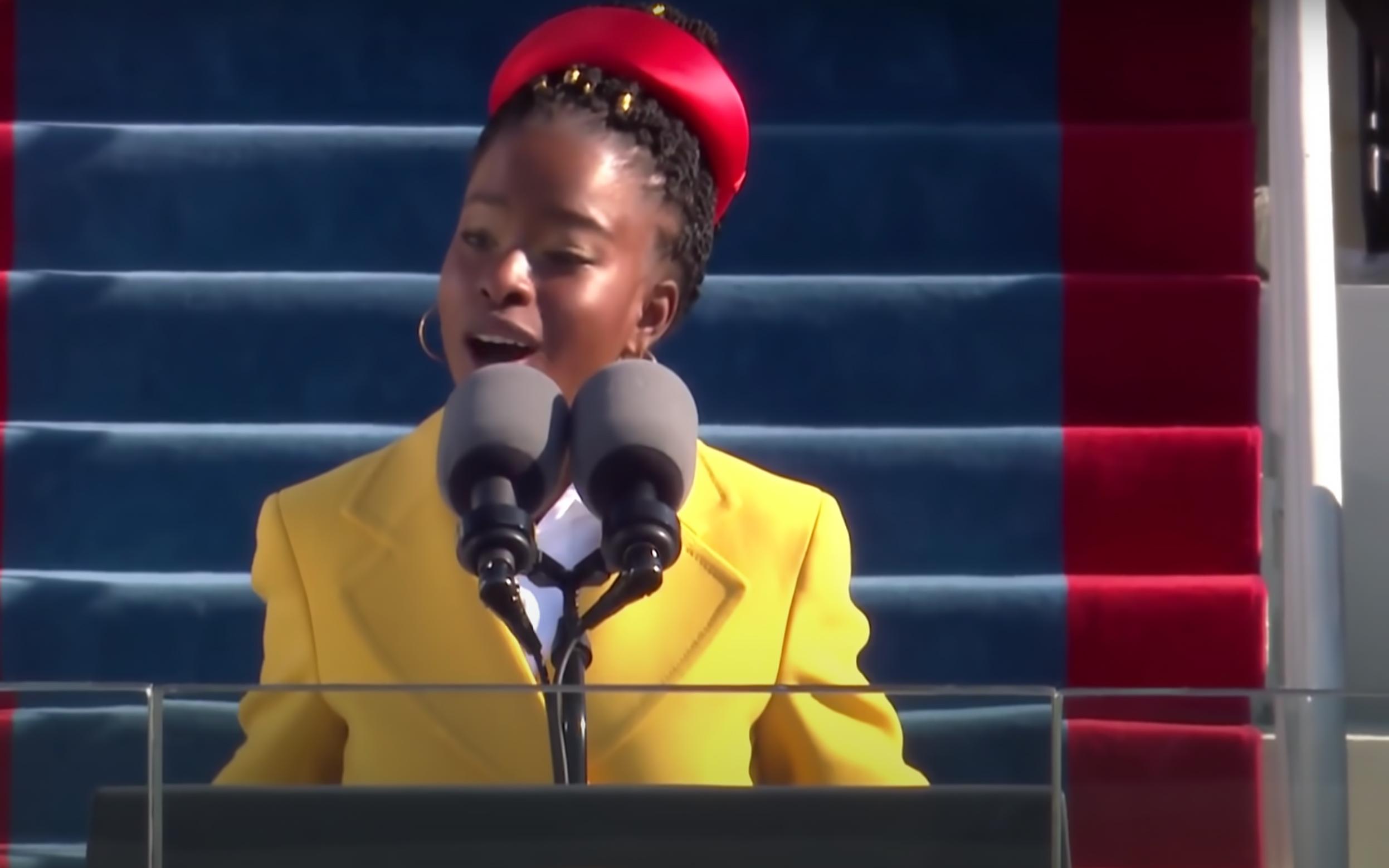 amanda gorman inaugural poem
