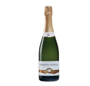 george vesselle non-alcoholic champagne, non-alcoholic wine