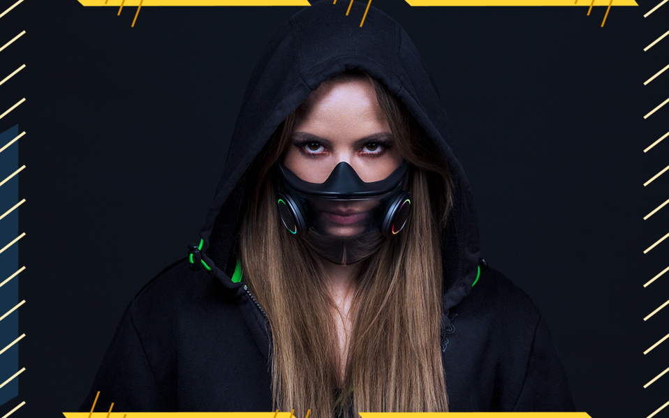 Razer Project Hazel Face Mask Concept
