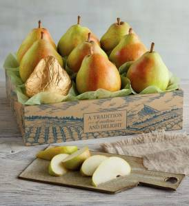 best pears gift box, best gift baskets