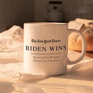 Joe Biden Wins Mug