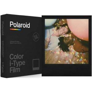 Polaroid Originals Black Frame i-Type Color Film