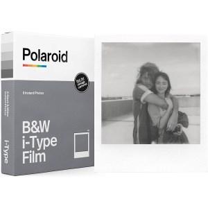 Polaroid Black and White Film i-Type Film