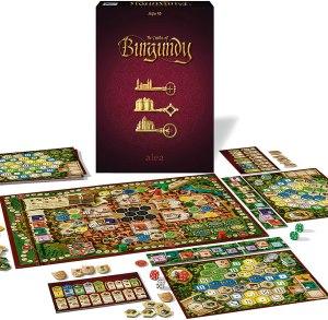 castles of burgundy, date ideas