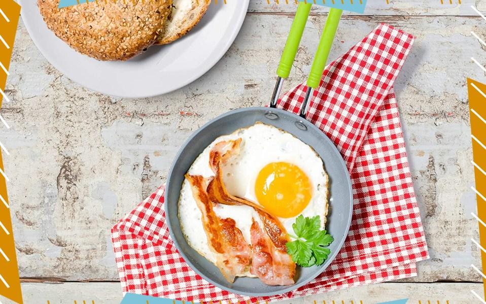 best single-egg pan