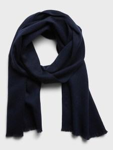banana republic wool dress scarf, best men's scarves