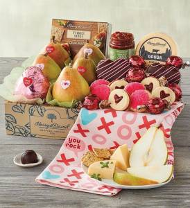 deluxe valentine's day gift box, best gift baskets