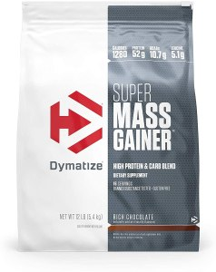 Dymatize Super Mass Gainer Protein Powder, mass gainer supplement