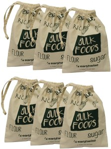 earthwise reusable produce bags