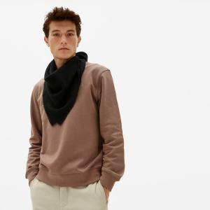 everlane cashmere bandana, best men's scarves