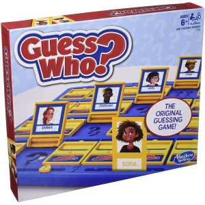 Guess Who? best game to play on zoom