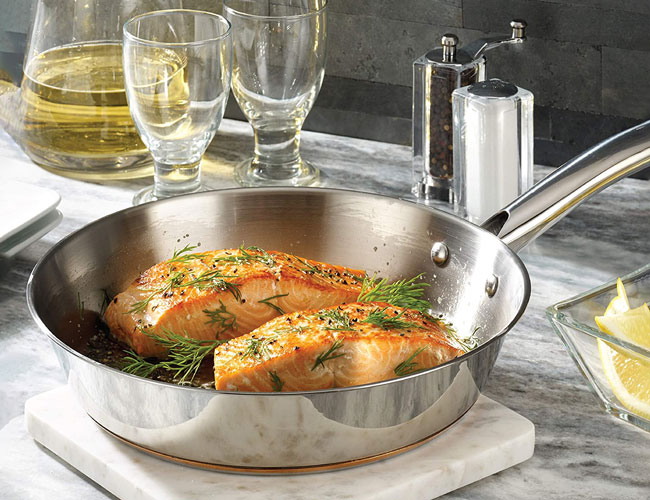 best stainless steel cookware - stainless
