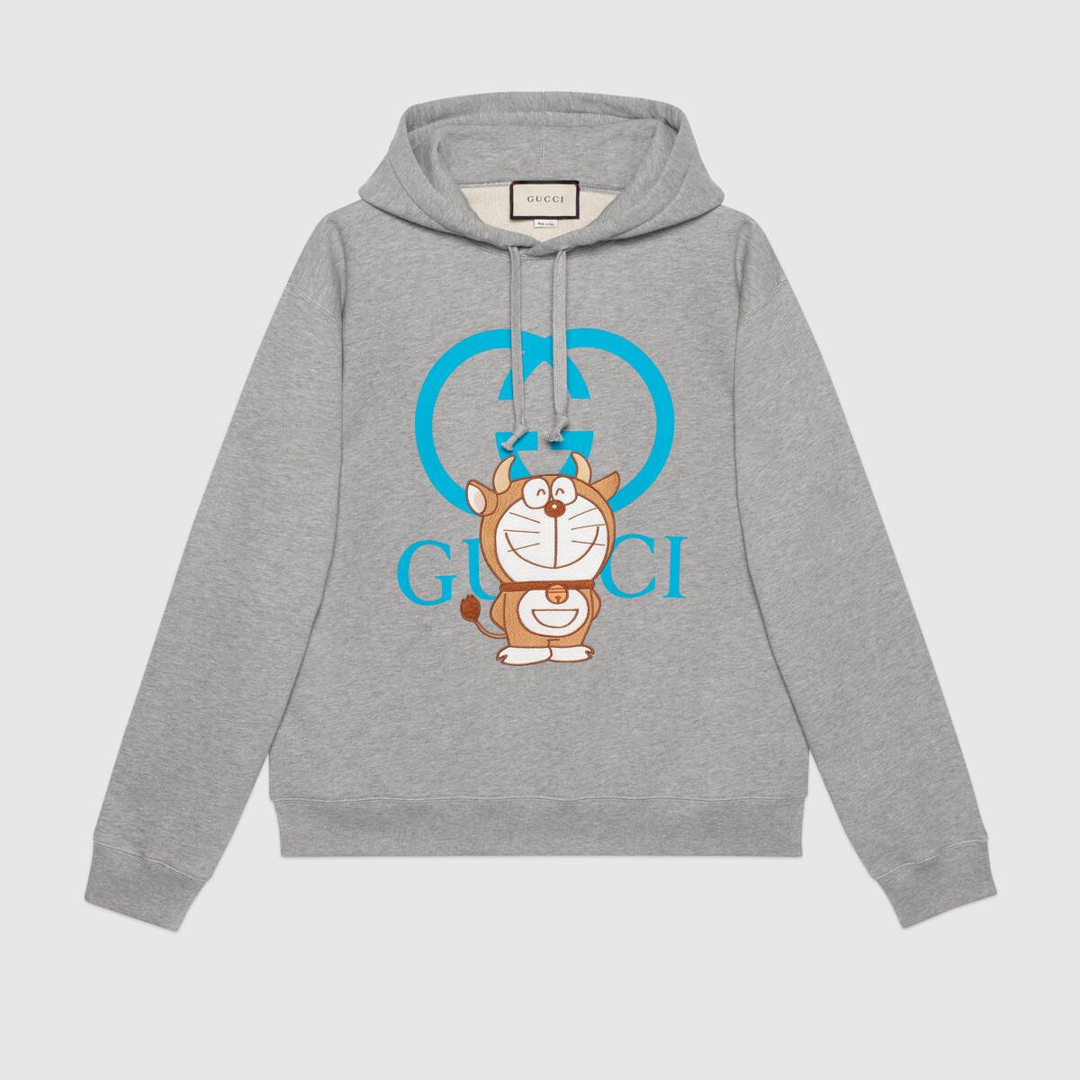gucci doraemon sweatshirt for men