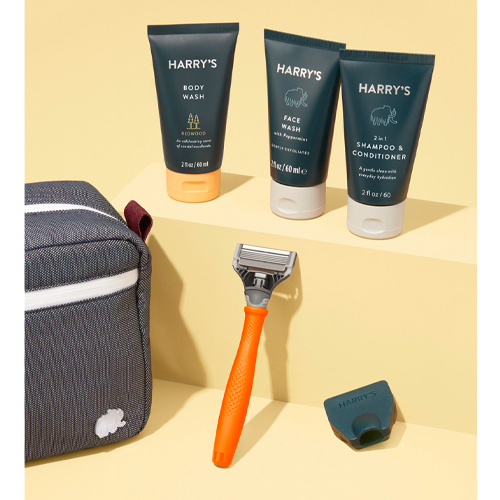 harrys shaving kit, best valentine's day gifts for him 2021