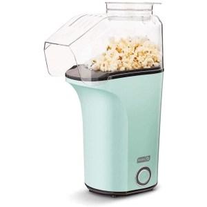 DASH hot air popper popcorn maker, date ideas