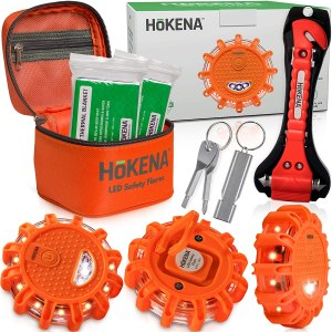 how to fix a flat hokena
