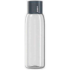 joseph joseph hydration-tracking water bottle, smart water bottles