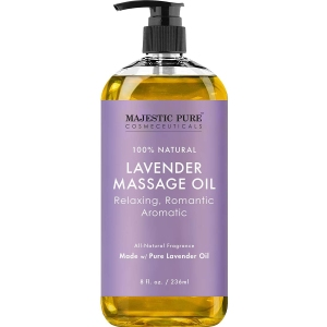 majestic pure lavender massage oil, date ideas