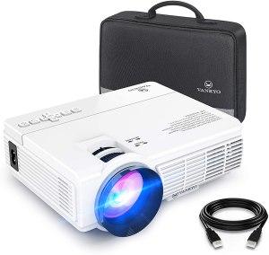 mini projector, date ideas