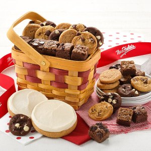 mrs. field's cookie gift basket, best gift baskets