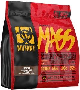 Mutant Mass Weight Gainer Protein Powder, best mass gainer