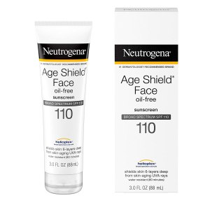 neutrogena face sunscreen, exercising outdoors in the winter