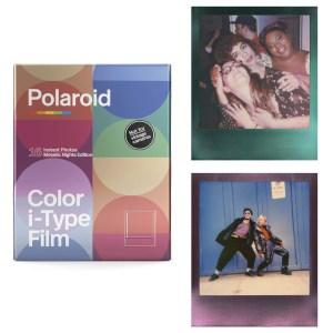 Polaroid Originals Metallic Nights i-Type Color Film